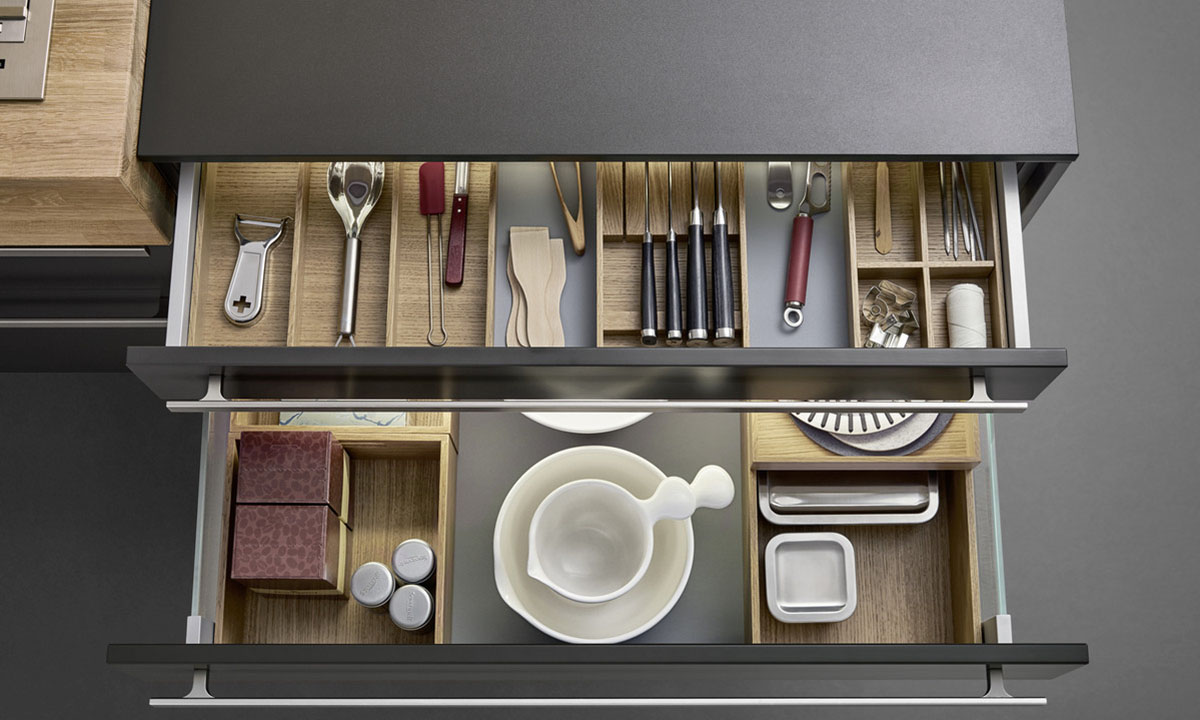 Leicht Bondy Kitchen Collection