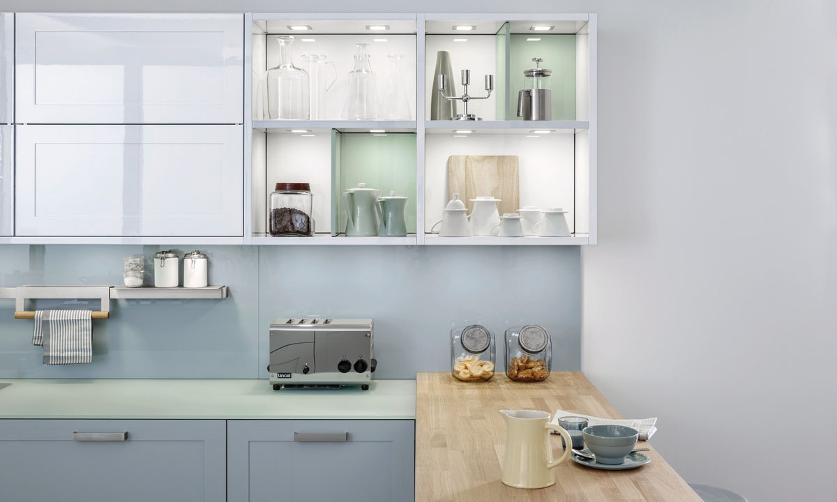 Leicht Carre LG Kitchen Collection