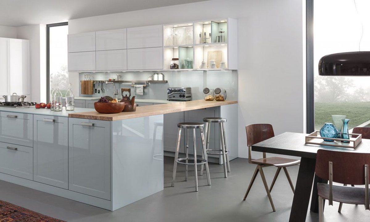 Leicht Carre LG Kitchen Collection