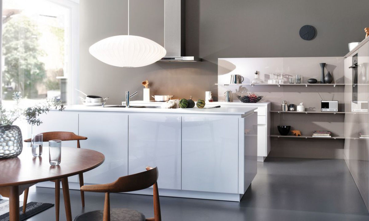 Leicht Luna Kitchen Collection