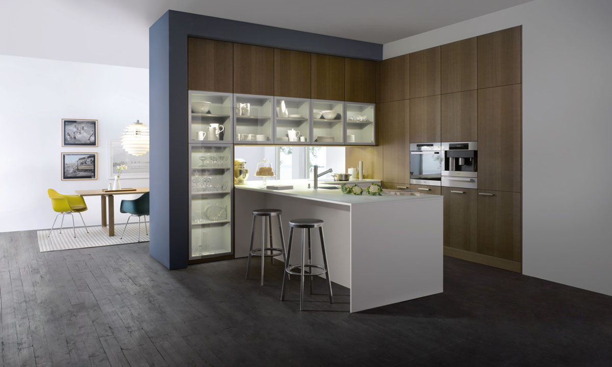 Leicht Milano Kitchen Collection