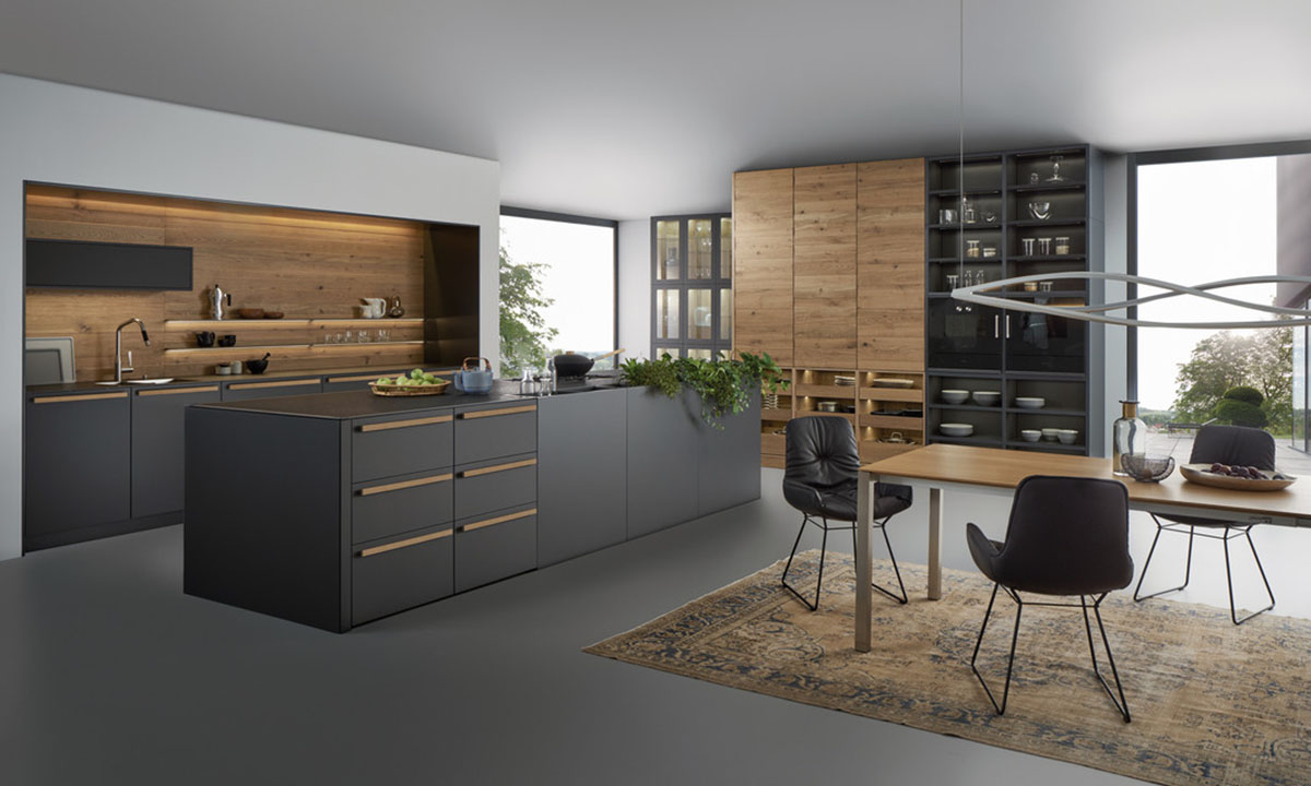 Leicht Valais Kitchen Collection