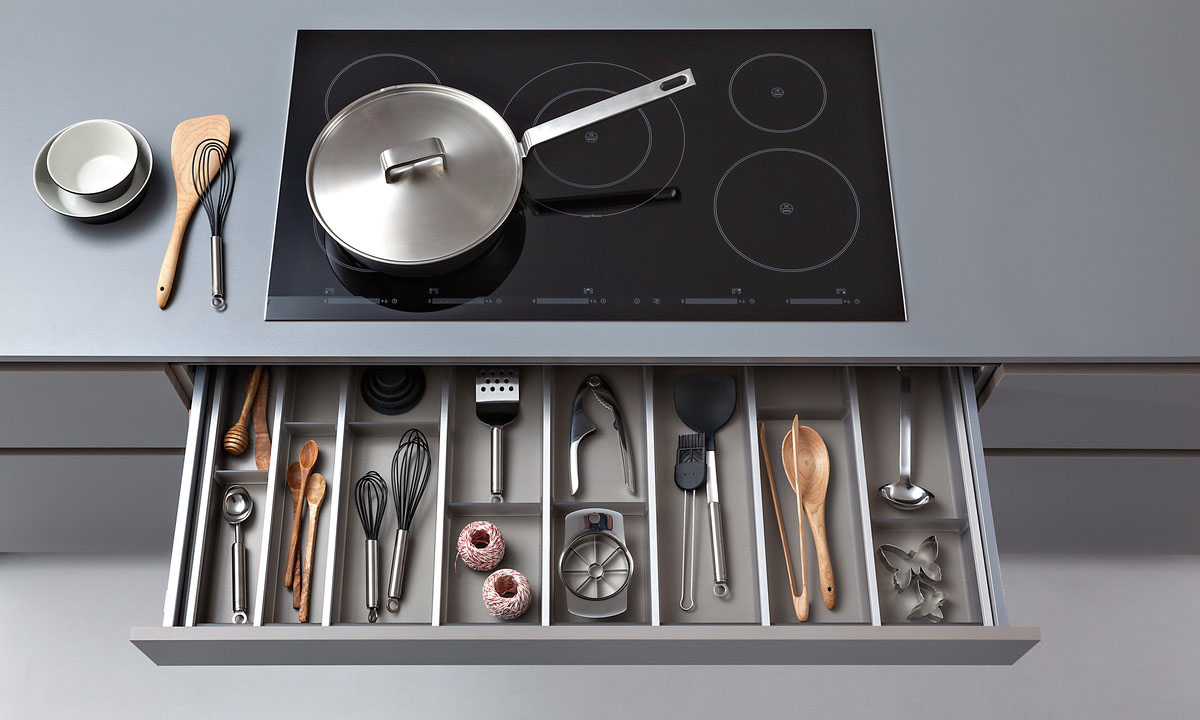 Leicht Barcelona Kitchen Collection