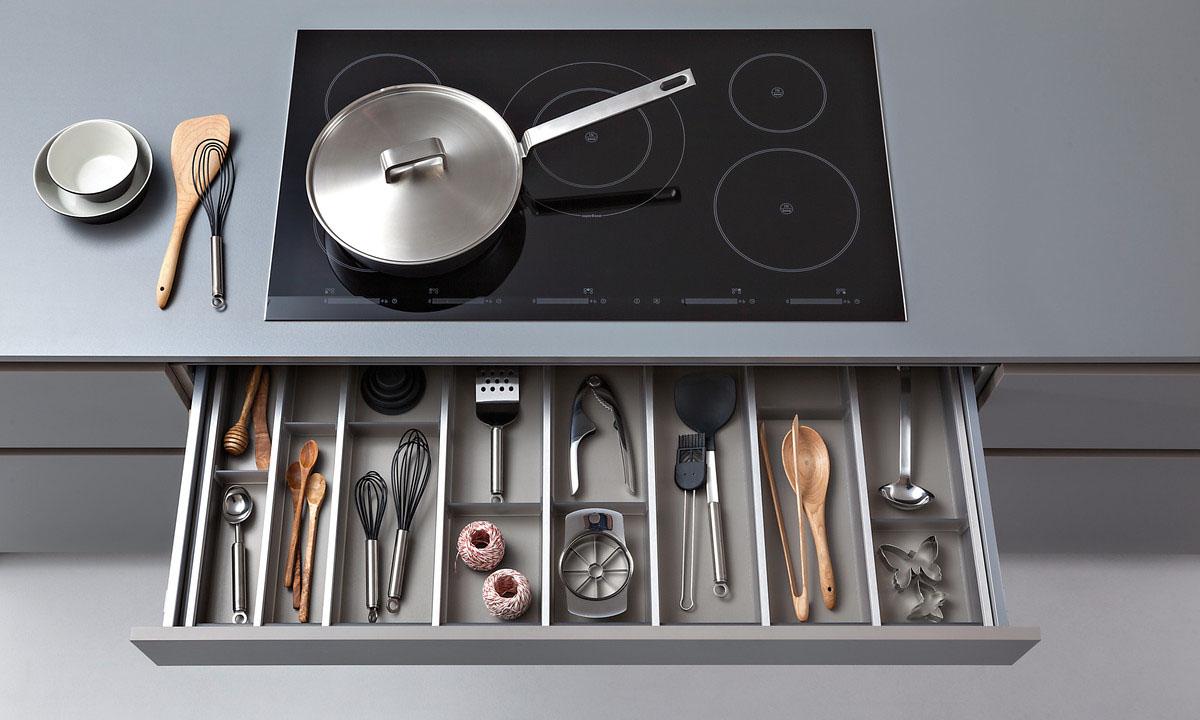 Leicht Barcelona Kitchen Collection